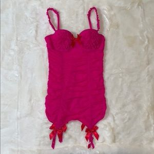 Victoria's Secret sexy little things bodycon slip